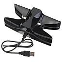 hesapli PS4 Aksesuarları-PS4 USB Şarj Aleti / Dik Yaka Uyumluluk PS4 ,  Tak Çalıştır / Oynat / arka Şarj Aleti / Dik Yaka Metal / ABS 1 pcs birim