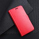 hesapli HTC İçin Kılıflar / Kapaklar-Pouzdro Uyumluluk HTC HTC Desire 12 / HTC Desire 12+ Cüzdan / Kart Tutucu / Flip Tam Kaplama Kılıf Solid Sert PU Deri için HTC U11 plus / HTC U11 Life / HTC U11
