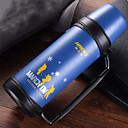 ieftine Becuri LED Bi-pin-Drinkware Oțel inoxidabil Cupa vid Reținerea de căldură 1pcs