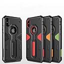 preiswerte iPhone Hüllen-Hülle Für Apple iPhone X / iPhone 8 Stoßresistent / Geprägt / Rüstung Rückseite Rüstung Hart PC für iPhone X / iPhone 8 Plus / iPhone 8