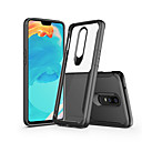 abordables Etuis / Coques pour Nokia-Coque Pour OnePlus OnePlus 6 / OnePlus 5T Cool Coque Couleur Pleine Dur PC pour OnePlus 6 / OnePlus 5T