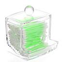 hesapli iPhone Kılıfları-Plastik Dikdörtgen Yeni Dizayn Ev organizasyon, 1pc Depolama / Saklama Kutuları / Kozmetik Depolamaları / Masaüstü Düzenleyiciler