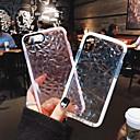 رخيصةأون ربطات عنق-غطاء من أجل Apple iPhone X / iPhone 8 Plus / iPhone 8 ضد الصدمات غطاء كامل للجسم لون سادة ناعم TPU