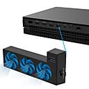preiswerte PS4 Zubehör-DOBE Ventilatoren Für Xbox One . Tragbar Ventilatoren PP+ABS 1 pcs Einheit