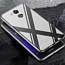 cheap Headsets & Headphones-Case For Huawei Honor V9 Play Transparent Back Cover Solid Colored Soft TPU for Honor V9 Play