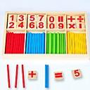 رخيصةأون ألعاب الرياضيات-لعبة العداد التفاعل بين الوالدين والطفل خشبي 1 pcs قطع للأطفال هدية