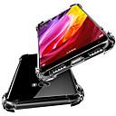 hesapli Kupalar-Pouzdro Uyumluluk Xiaomi Xiaomi Mi Mix 2S / Mi 6X Şoka Dayanıklı / Yarı Saydam Arka Kapak Solid Yumuşak TPU için Xiaomi Mi Mix 2S /