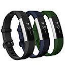 cheap Faucets-Watch Band for Fitbit Alta HR Fitbit Sport Band Silicone Wrist Strap