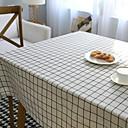 ieftine Machiaj & Îngrijire Unghii-Contemporan PVC Pătrat Tăblițe masă Fețe de masă Dungi Decoratiuni de tabla 1 pcs