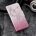 ราคาถูก อุปกรณ์ DIY-Case สำหรับ Samsung Galaxy A8 2018 / A5 (2018) Wallet / Card Holder / with Stand ตัวกระเป๋าเต็ม Marble Hard หนัง PU สำหรับ A5(2018) / A7(2018) / A3 (2017)