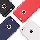 hesapli Makyaj ve Tırnak Bakımı-Pouzdro Uyumluluk Apple iPhone 8 / iPhone 8 Plus Süslü Arka Kapak Solid Yumuşak TPU için iPhone X / iPhone 8 Plus / iPhone 8