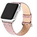 hesapli Apple Watch Kordonları-Watch Band için Apple Watch Series 3 / 2 / 1 Apple Modern Toka Gerçek Deri Bilek Askısı