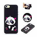 abordables Coques d'iPhone-Coque Pour Apple iPhone 6 / iPhone 6s Motif Coque Panda Flexible TPU pour iPhone 6s / iPhone 6