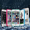 cheap Car Mounts & Holders-Case For Apple iPhone X / iPhone 8 Plus Waterproof / Shockproof Full Body Cases Solid Colored Soft TPU for iPhone X / iPhone 8 Plus / iPhone 8