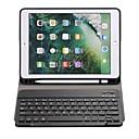 hesapli iPad Klavyeleri-Bluetooth Ofis klavye İnce İçin iPad Air / iPad Air 2 / IPad Pro 9.7 '' Bluetooth 3.0