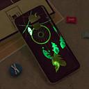 저렴한 아이폰 케이스-케이스 제품 Samsung Galaxy iPhone X / iPhone 8 Plus / J6 야광 / IMD / 패턴 뒷면 커버 포수 드림 소프트 TPU 용 J8 / J7 (2017) / J7 (2016)