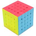 hesapli Fırın Araçları ve Gereçleri-Rubik küp QIYI 5*5*5 Pürüzsüz Hız Küp Sihirli Küpler Stres Gidericiler Eğitici Oyuncak bulmaca küp Eğlence Klasik Çocuklar için Yetişkin Oyuncaklar Unisex Genç Erkek Genç Kız Hediye