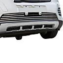 halpa Meikki & kynsienhoito-Factory OEM 2pcs Auto Puskurit Liiketoiminta Solmityyppi / Tyylikäs varten Auton puskurit Käyttötarkoitus Cadillac XT5 Kaikki vuodet