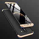 hesapli AC Adaptör ve Güç Kabloları-Pouzdro Uyumluluk Samsung Galaxy A6+ (2018) / A6 (2018) Buzlu Arka Kapak Solid Sert PC için A6 (2018) / A6+ (2018) / A8 2018