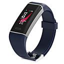 Недорогие Приборы для выпечки-W7 Смарт Часы Android iOS Bluetooth GPS Водонепроницаемый Пульсомер Измерение кровяного давления / Сенсорный экран / Израсходовано калорий / Длительное время ожидания / Педометр