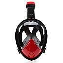 preiswerte Magischer Würfel-Tauchmasken / Maske zum Schnorcheln Anti-Beschlag, Vollgesichtsmaske, Unterwasser Einzelfenster - Schwimmen, Tauchen Silikon - zum