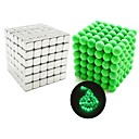 cheap Magnet Toys-432 pcs Magnet Toy Magnetic Balls / Magnet Toy / Super Strong Rare-Earth Magnets Magnetic / Square Stress and Anxiety Relief / Office Desk Toys / Relieves ADD, ADHD, Anxiety, Autism Novelty All