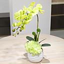 preiswerte Künstliche Blumen-Künstliche Blumen 1 Ast Klassisch Simple Style Orchideen Tisch-Blumen