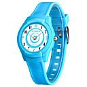 Недорогие Мужские часы-SYNOKE Спортивные часы электронные часы излучатели Защита от влаги, Очаровательный Черный / Синий / Розовый / Японский / Японский