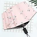 رخيصةأون قلادات-البوليستر / ستانلس ستيل الجميع قابلة لإعادة التدوير مظلة ملطية