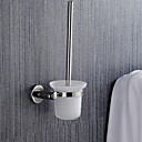 ieftine Ceasuri Bărbați-Suport Perie Toaletă Model nou / Cool Contemporan Oțel inoxidabil / Fier 1 buc Suport perie de toaletă Montaj Perete