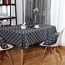 ieftine Ceasuri Damă-Contemporan Bumbac Pătrat Fețe de masă Floral Decoratiuni de tabla 1 pcs