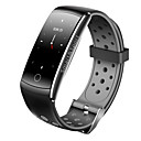 cheap Car Signal Lights-Indear Q8S Women Smart Bracelet Smartwatch Android iOS Bluetooth Waterproof Heart Rate Monitor Blood Pressure Measurement Touch Screen Calories Burned Timer Pedometer Call Reminder Activity Tracker