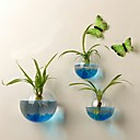 baratos Decoração de parede-1pç Vidro Estilo simples para Decoração do lar, Objetos de decoração / Home Decorações Presentes