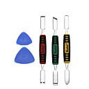 رخيصةأون أجهزة القياس الرقمية & أجهزة قياس الذبذبات-5 في 1 مزدوجة نهاية معدن spudger& البلاستيك الغيتار يختار فتاحة رافعة لباد فون اللوحي الهاتف المحمول
