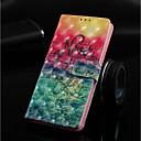 رخيصةأون أغطية أيفون-غطاء من أجل Apple iPhone XS / iPhone XR / iPhone XS Max محفظة / حامل البطاقات / مع حامل غطاء كامل للجسم منظر قاسي جلد PU