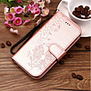 cheap Cases / Covers for Huawei-Case For Huawei P20 / P20 Pro Card Holder / Embossed / Pattern Full Body Cases Dandelion Hard PU Leather for Huawei P20 / Huawei P20 Pro / Huawei P20 lite