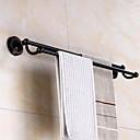 billige Mode Halskæde-Håndklædestang Nyt Design / Sej Moderne Messing 1pc Dobbelt Vægmonteret
