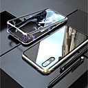 levne Pouzdra a obaly pro Huawei-Carcasă Pro Huawei P20 / P20 Pro Magnetické Celý kryt Jednobarevné Pevné Tvrzené sklo pro Huawei P20 / Huawei P20 Pro