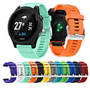 cheap Necklaces-Watch Band for Fenix 5 / Fenix 5 Plus / Forerunner 935 Garmin Sport Band Silicone Wrist Strap
