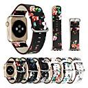 저렴한 Fitbit 밴드 시계-시계 밴드 용 Apple Watch Series 4/3/2/1 Apple 가죽 루프 천연 가죽 손목 스트랩