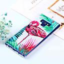 hesapli Çizim ve Yazı Aletleri-Pouzdro Uyumluluk Samsung Galaxy Note 9 / Note 8 Temalı Arka Kapak Flamingo Yumuşak TPU için Note 9 / Note 8