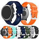 billige Klokkeremmer til Garmin-Klokkerem til Vivoactive 3 Garmin Sportsrem Silikon Håndleddsrem