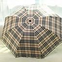 رخيصةأون حافظات / جرابات هواتف جالكسي S-ستانلس ستيل الجميع مشمس وممطر / تصميم جديد مظلة ملطية