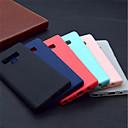 رخيصةأون إكسسوارات سامسونج-غطاء من أجل Samsung Galaxy Note 9 / Note 8 مثلج غطاء خلفي لون سادة ناعم TPU