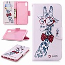 cheap iPhone Cases-Case For Apple iPhone XR / iPhone XS Max Wallet / Card Holder / with Stand Full Body Cases Animal Hard PU Leather for iPhone XS / iPhone XR / iPhone XS Max