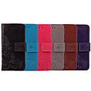 رخيصةأون Sony أغطية / كفرات-غطاء من أجل Sony Sony Xperia XA1 حامل البطاقات / قلب غطاء كامل للجسم لون سادة / ماندالا نمط ناعم جلد PU