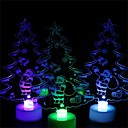 cheap Home Decoration-Holiday Decorations Christmas Decorations Christmas Lights Decorative colour bar 1pc
