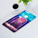 رخيصةأون Huawei أغطية / كفرات-غطاء من أجل Huawei P10 Lite ضد الغبار / نحيف جداً / نموذج غطاء خلفي زهور ناعم TPU
