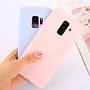رخيصةأون إكسسوارات سامسونج-غطاء من أجل Samsung Galaxy Note 9 / Note 8 نحيف جداً غطاء خلفي لون سادة ناعم TPU