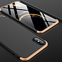 cheap Galaxy S Series Cases / Covers-Case For Apple iPhone XS Max Shockproof / Ultra-thin Back Cover Solid Colored Hard PC for iPhone XS Max